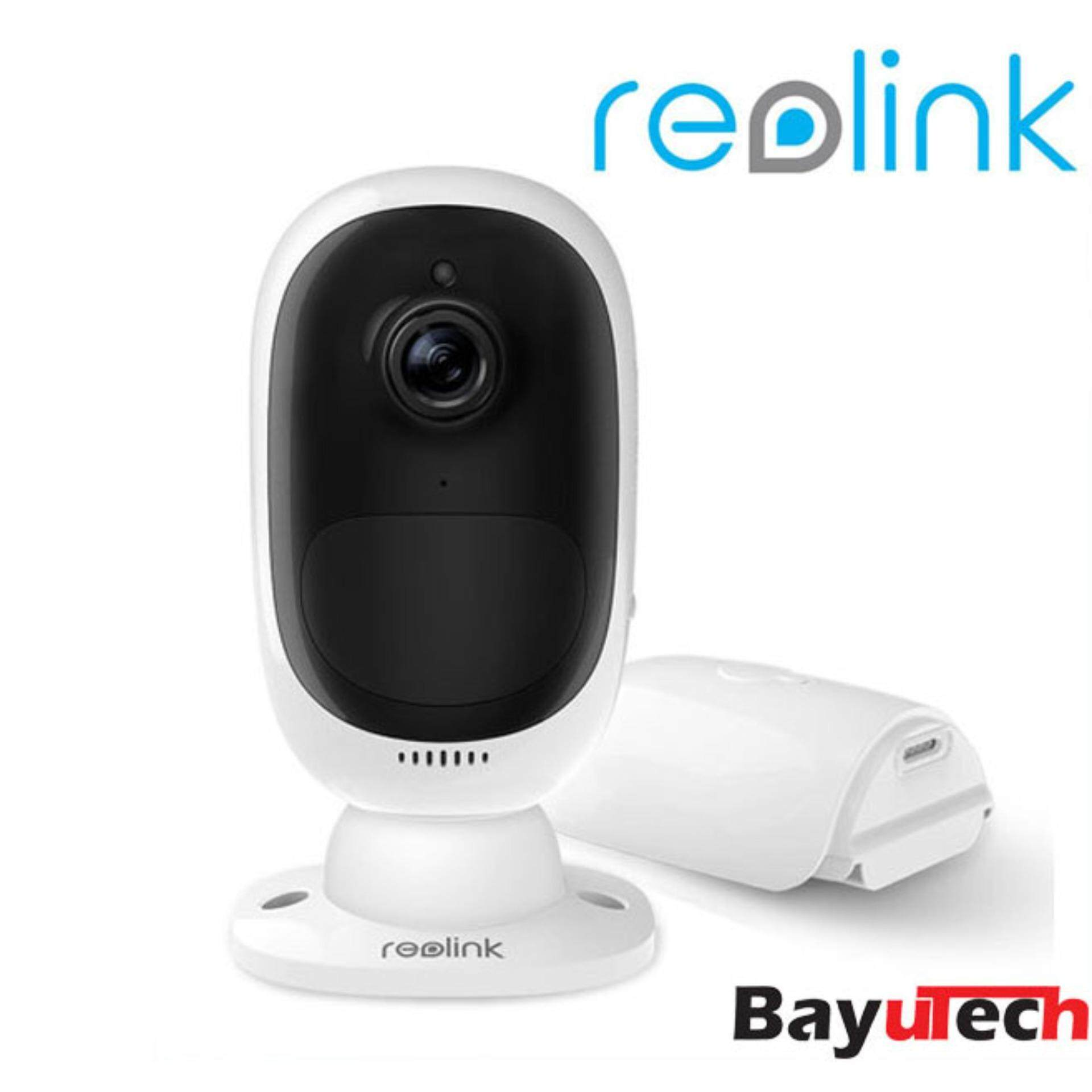 Ip Cameras Buy At Best Price In Malaysia Lazada Adt Security Wiring Diagram Reolink Argus 2 Rechargeable Battery Outdoor Wireless Camera 1080p Hd Wire Free