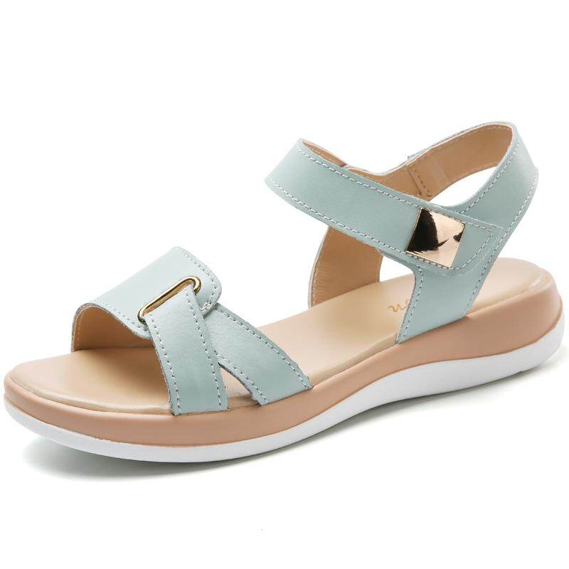 4df7893fc26c5 Spring and summer sandals for woman joker Korean version Fashion shoes  Office shoes28585
