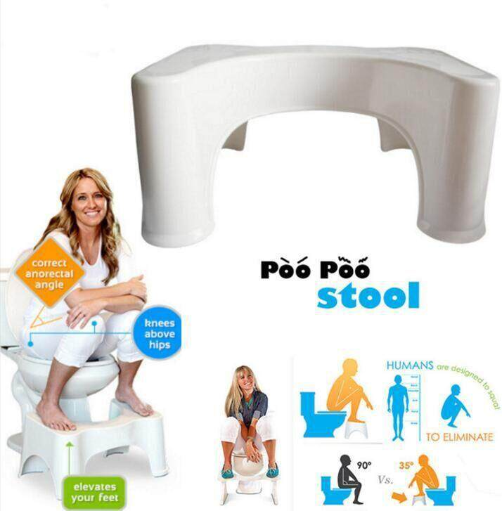 Toilet Footstool, Childrens Toilet Footstool, Maternity Toilet Footstool, Adult Squatting Artifact By Mansy Trade.