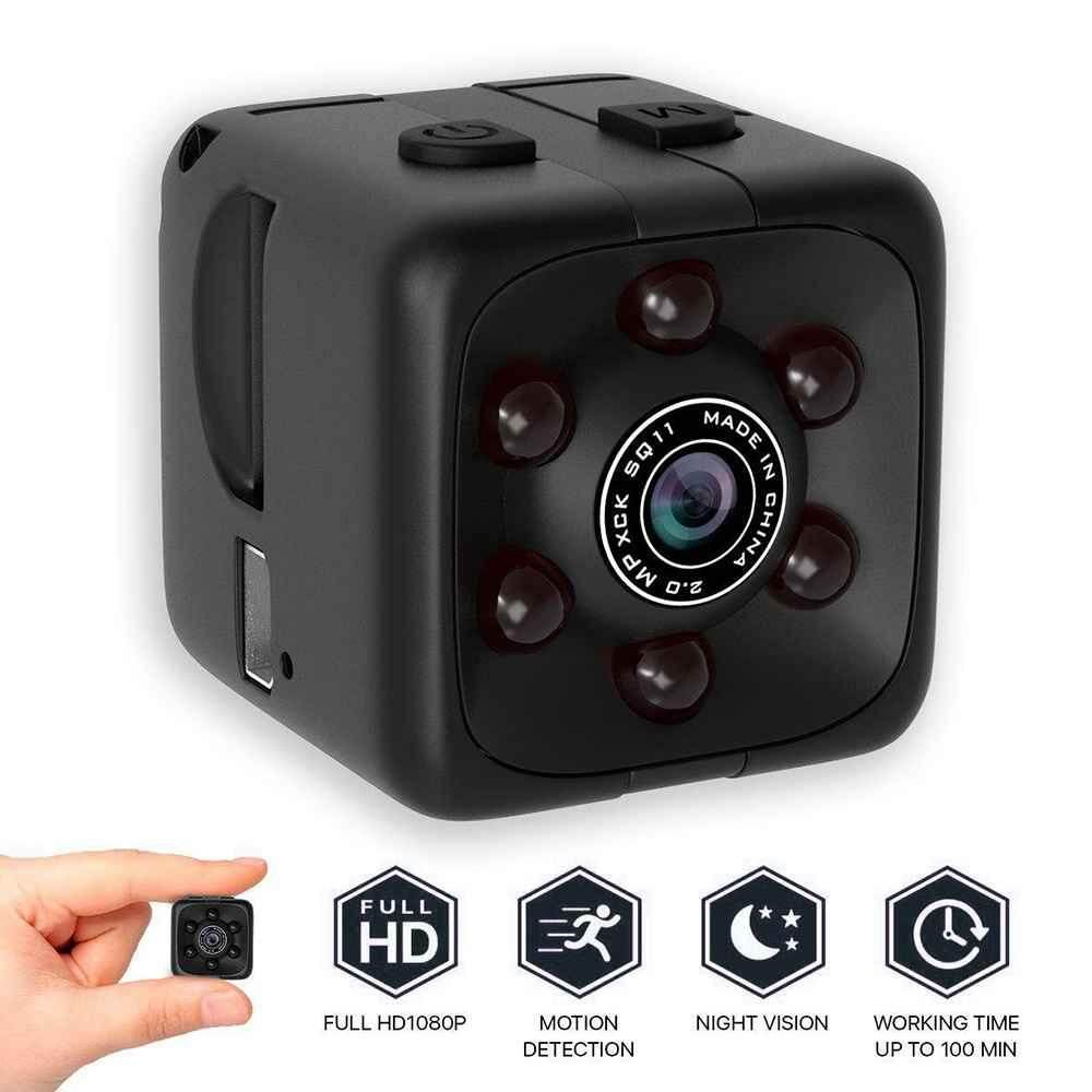 1pcs Mini Hidden Hd1080p Dvr Car Vehicles Camera Sport Video Recorder Camcorder Other Safety & Security