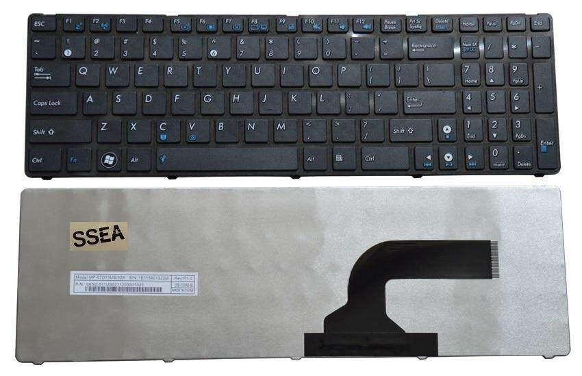 ASUS AEKJ3R00020 V090562AS1 V111462AS3 9J.N2J82.61D K53SD Keyboard Malaysia