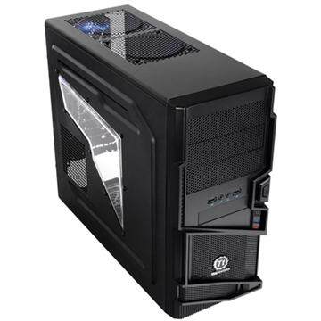 THERMALTAKE VERSA H21 ATX PC GAMING CASING (CA-1B200M1WN00) BLK Malaysia