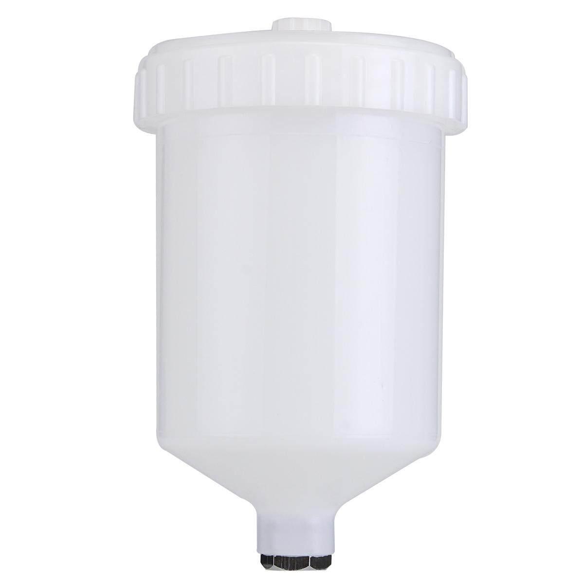 600ml Plastic Gravity Spray Cup Pot Inner Threaded 158x100mm For Spray