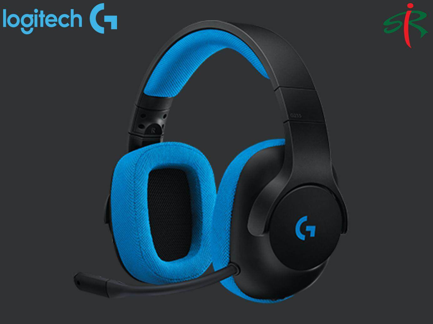 Gaming Headsets Buy At Best Price In Malaysia Nubwo Headshet Stereo No040 Logitech G233 Prodigy Wired Headset