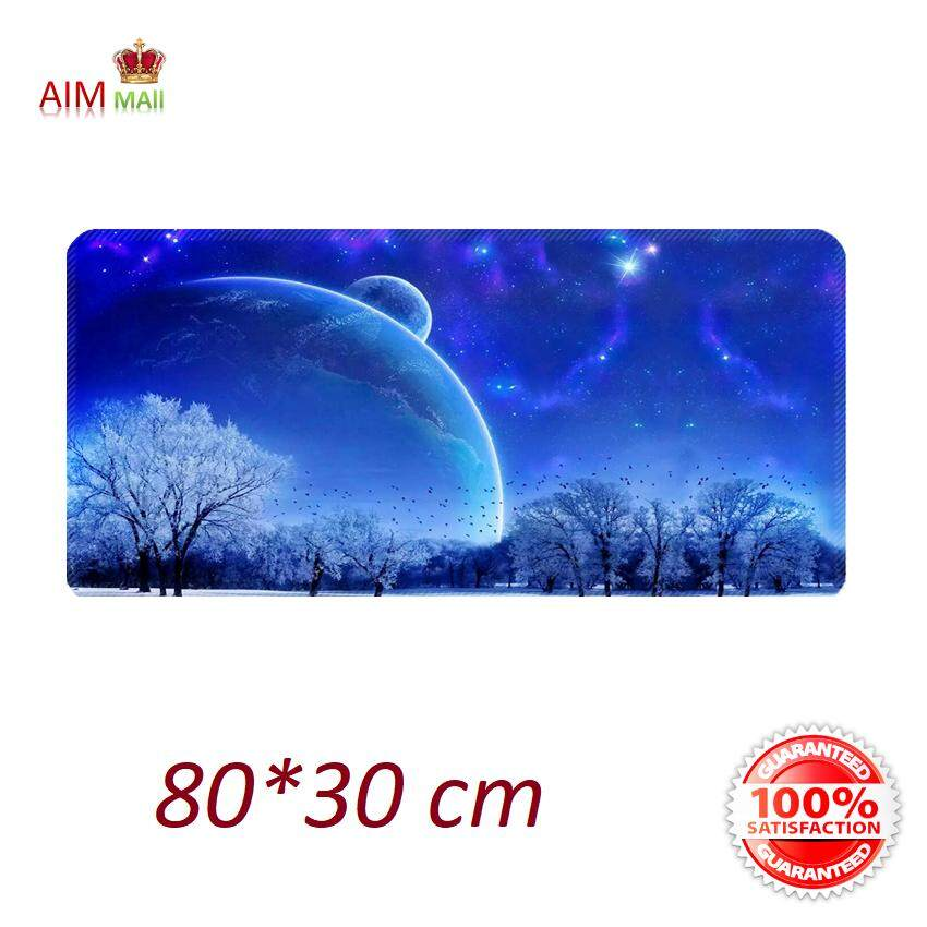 AIM MALL Extra Large size Anti-Slip Gaming Mouse Pad (70*30 / 80*30 cm) Malaysia