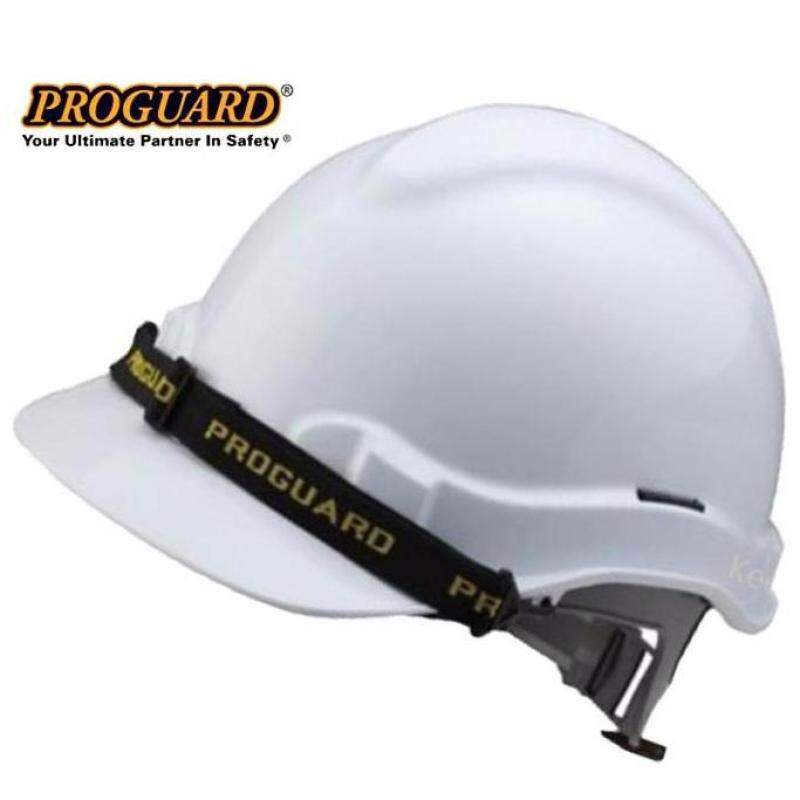 Proguard Sirim Safety Helmet white