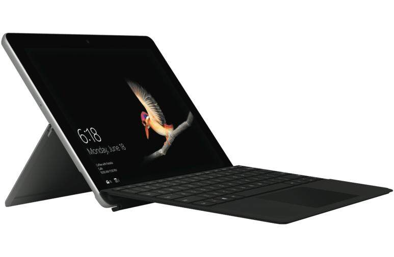 Microsoft Surface Go Intel Pentium Gold 8GB RAM / 128GB SSD With Type cover Black Malaysia