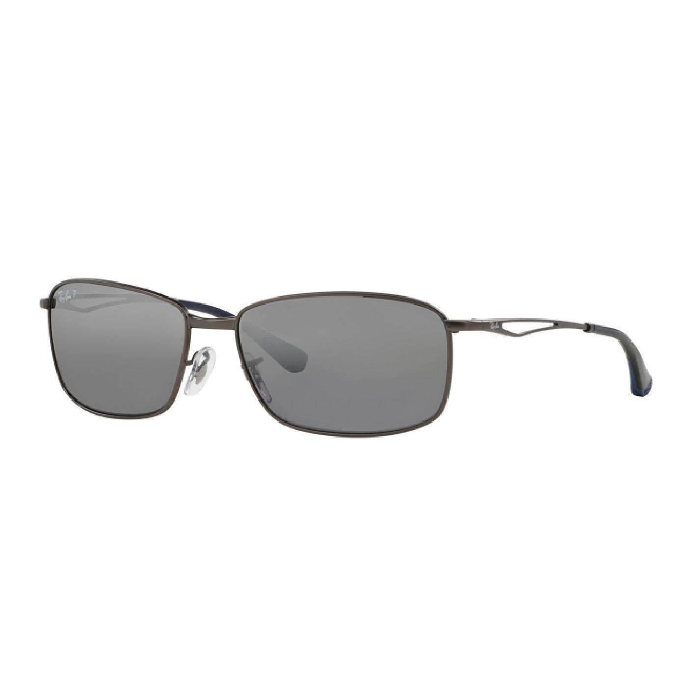 Ray-Ban RB3501-029 82 Authentic Sunglasses , Grey 7e05776f05a2
