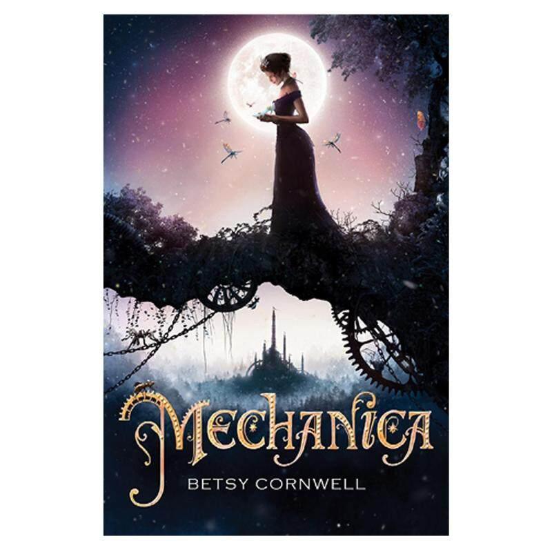 Mechanica by Betsy Cornwell [Hardcover] Malaysia