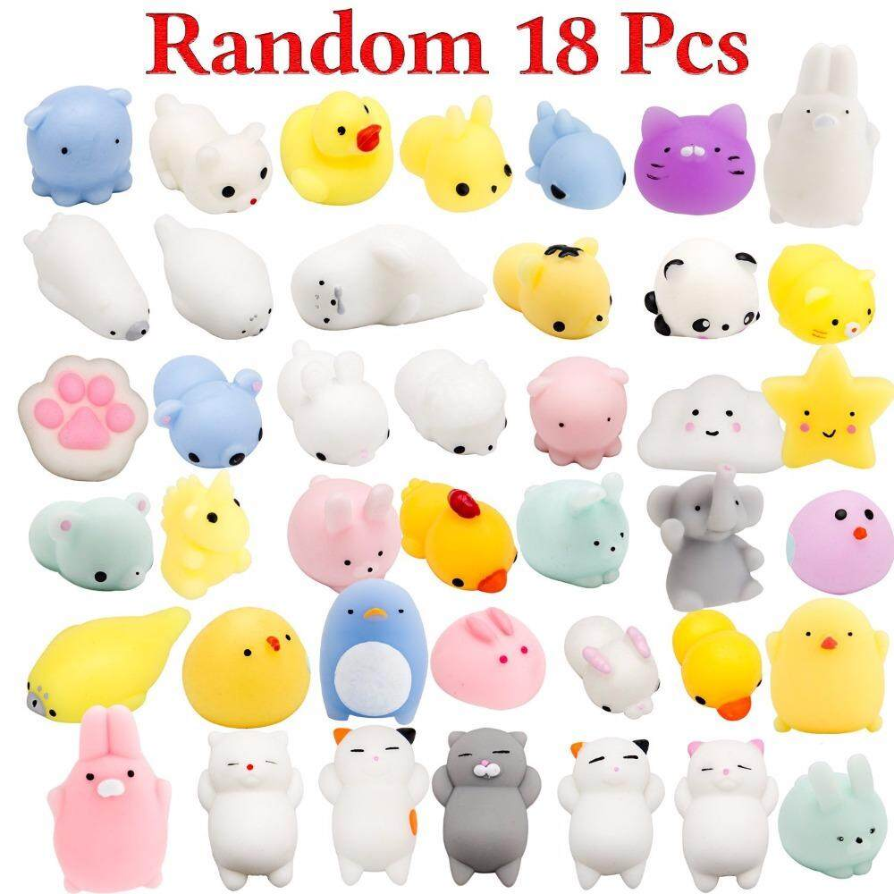 Toys Games Buy At Best Price In Malaysia Www Squishy Kucing 18 Pcs Cute Animal Kawaii Mini Soft Squeeze Toyfidget Hand Toy For