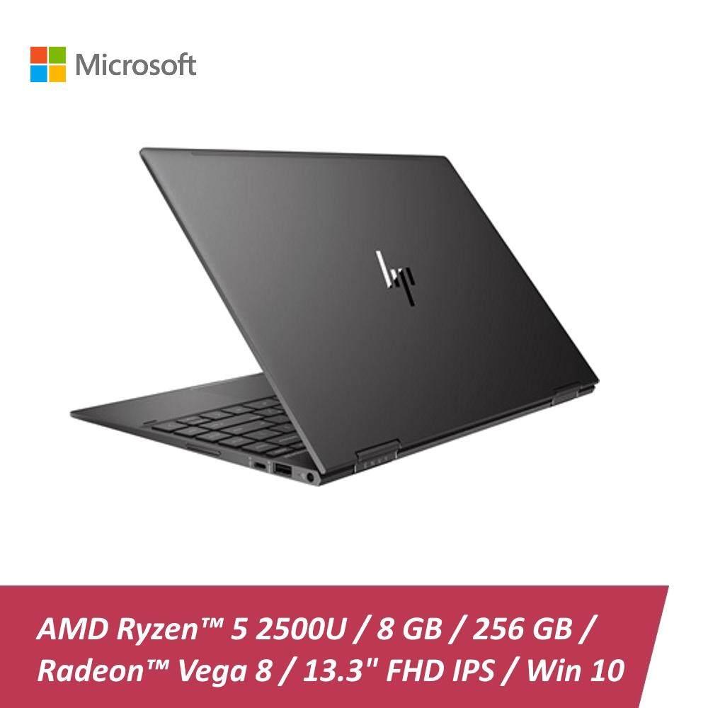 HP Envy x360 13-ag0003AU | AMD Ryzen 5 2500U | 8GB | 256GB | 13.3 Touch | W10 - Dark Ash Silver Malaysia