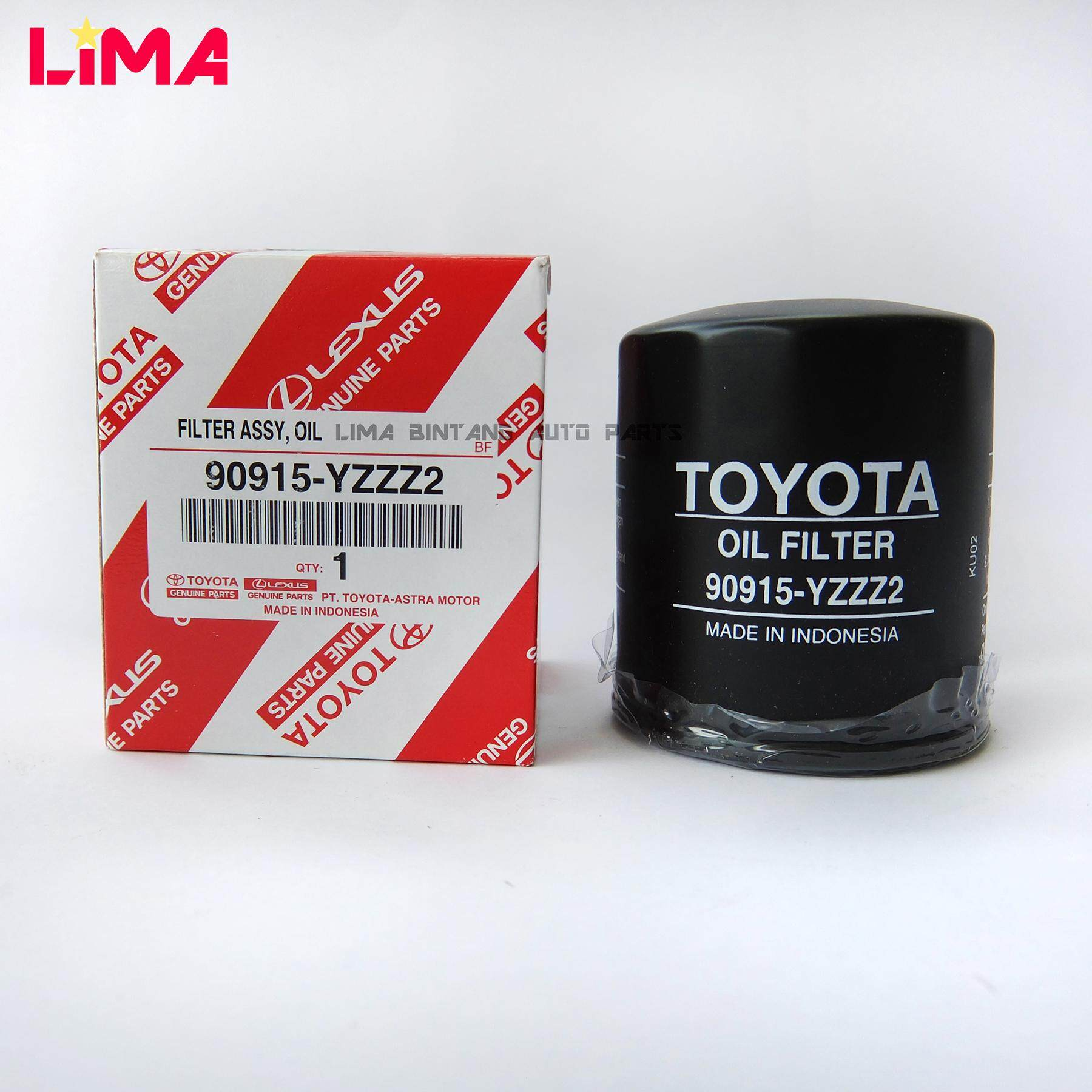 Toyota Auto Parts Spares Price In Malaysia Best 2008 Corolla Fuel Filter Harrier Innova Hilux Camry Oil Penapis Minyak Original