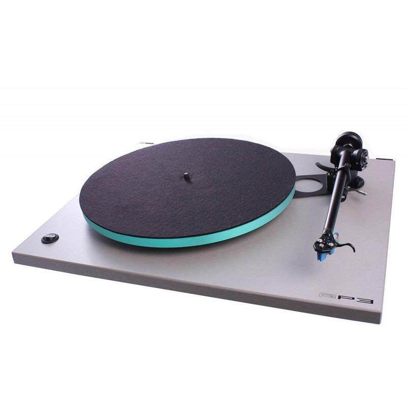 Rega Rp3 Turntable With Elys 2 Cartridge By Style Laser.