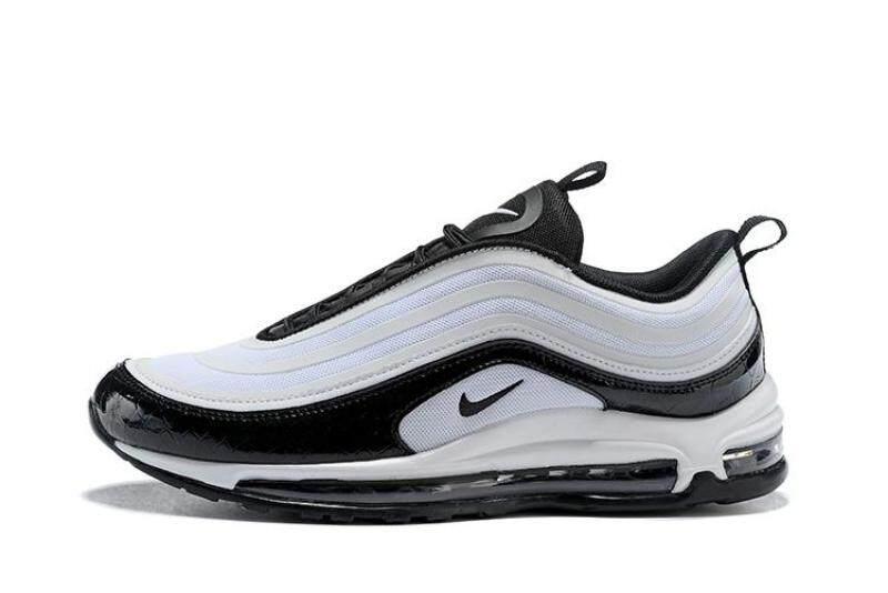 super popular 34a65 553a9 Retro Nike original Air Max 97 Mens Outdoor Comfortable Running Shoes
