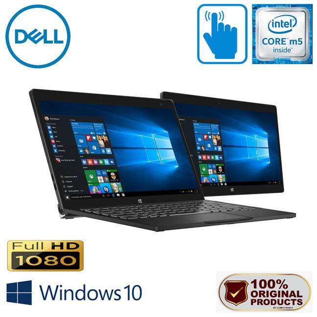 DELL LATITUDE ULTRABOOK  7275 FHD TOUCHSCREEN SURFACE [CORE M5 6TH GENERATION] 2 YEARS WARRANTY Malaysia