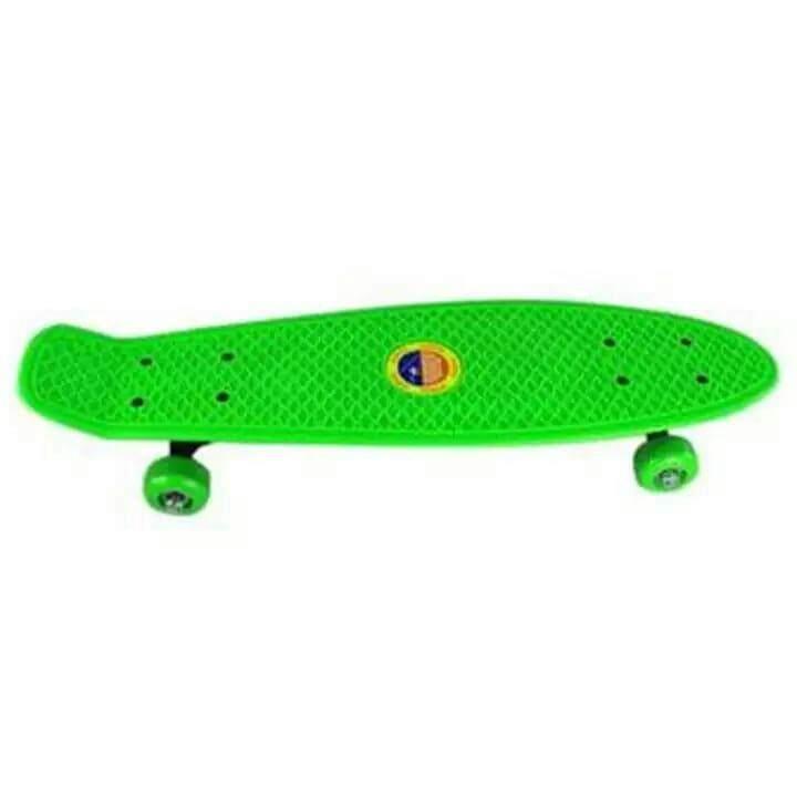 Bird Mini Training Skateboard Plastic Stents Scrub Scooter Skate Source · Kids banana skateboard