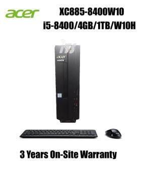 Acer Aspire XC885-8400W10 PC (i5-8400/4GB/1TB/W10H)
