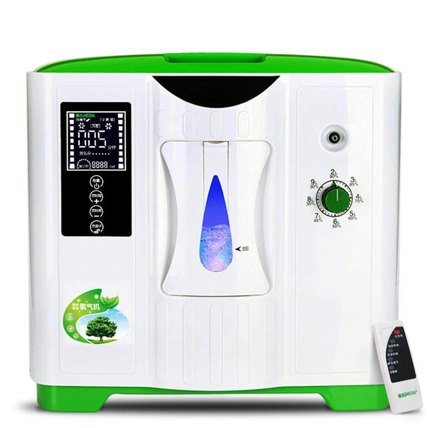 Hukoer 2-9l/min Oxygen Concentrator Generator Regulated Home Intelligence Air Purifier Compressors Large Flow By Scotty Dream Paradise.