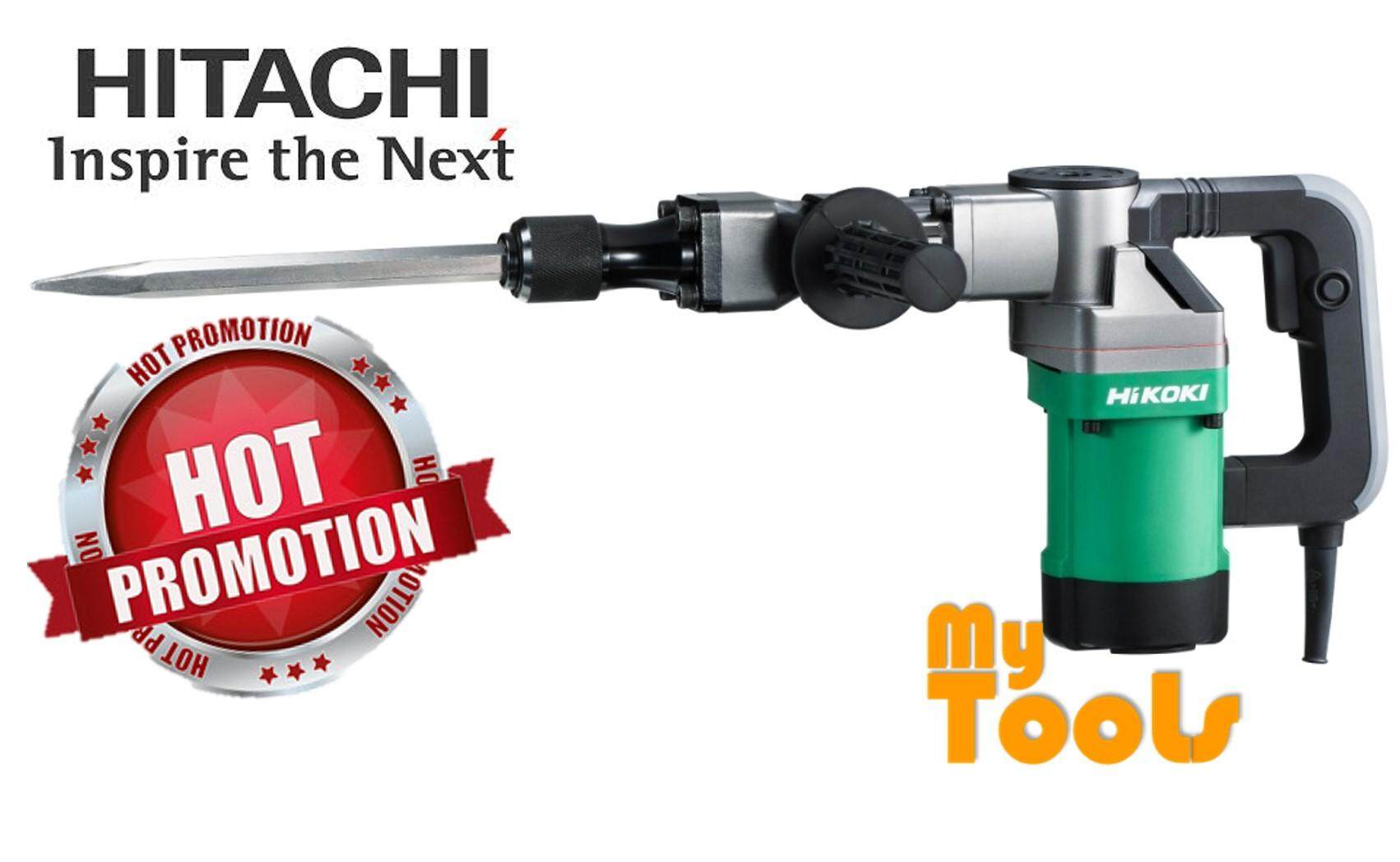 Hitachi Hikoki H41 SST 950W 17mm Hex Demolition Hammer FREE 2 Bullpoint Chilsei