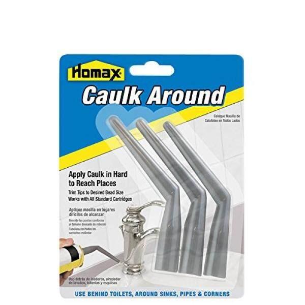 Caulk Around Tips, 3 Pack, Caulk Applicator