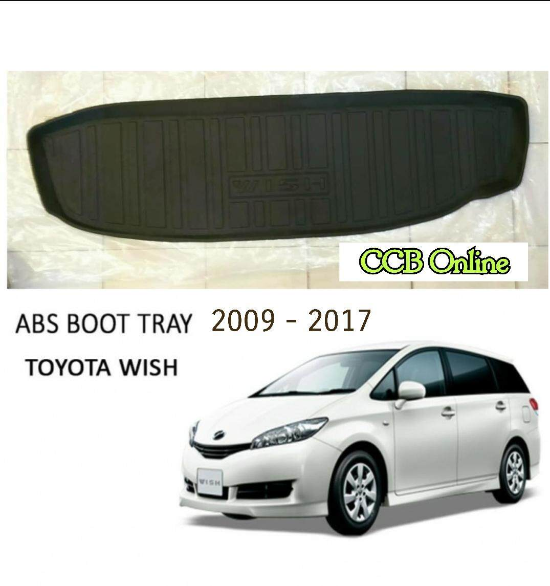 Auto Parts Spares Buy At Best Price In Toyota Wish Fuse Box Location Abs 2009 2017 Car Boot Tray Luggage Cargo Trunk