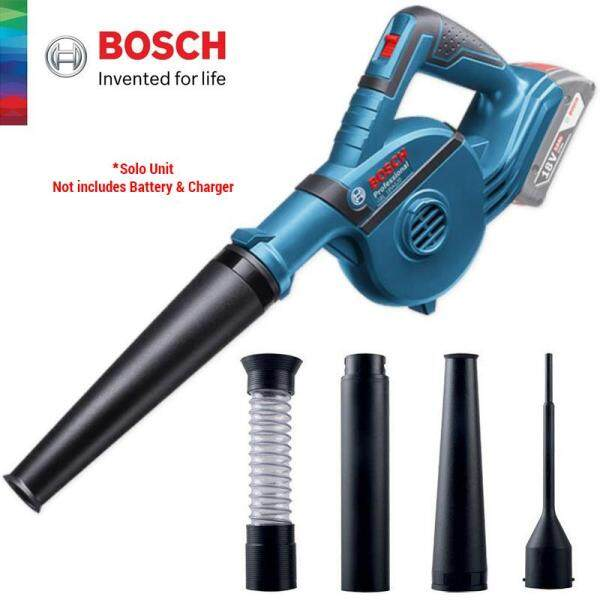 BOSCH Professional GBL 18V-120 Cordless Blower SOLO (Without Battery & Charger) - 06019F51L0 - 3165140835855
