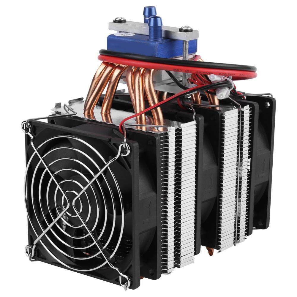 Thermoelectric Cooler Semiconductor Refrigeration Water Chiller Cooling System Device (180W) Malaysia