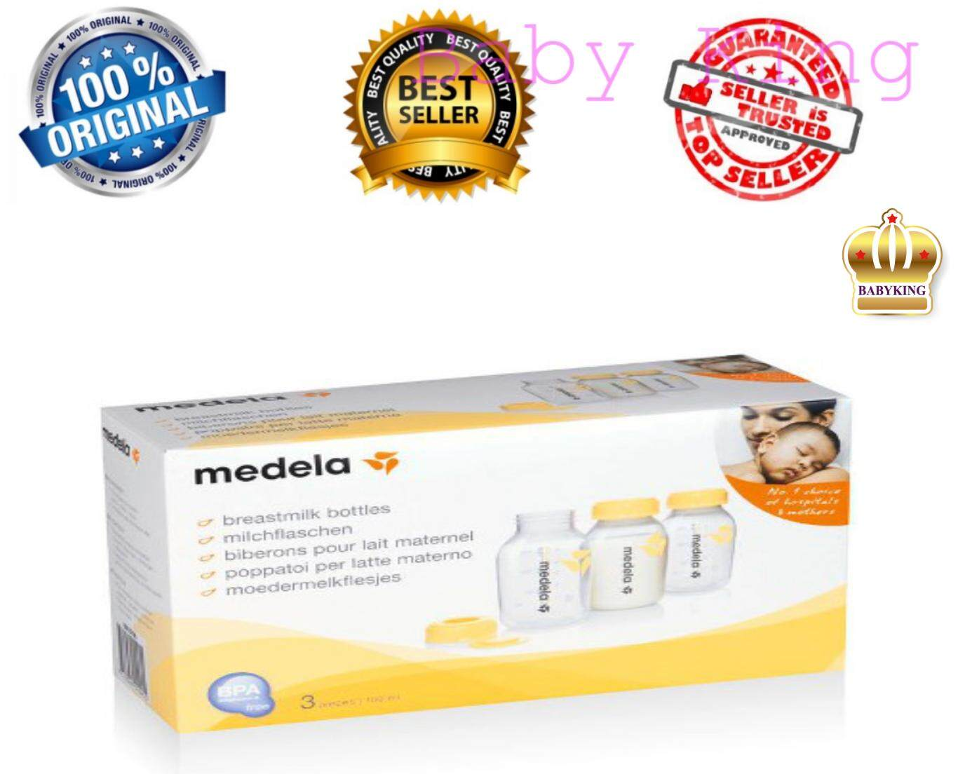 Medela Products For The Best Price In Malaysia Soft Cup Feeder Original Breast Milk Bottles 150ml 3 Pcs