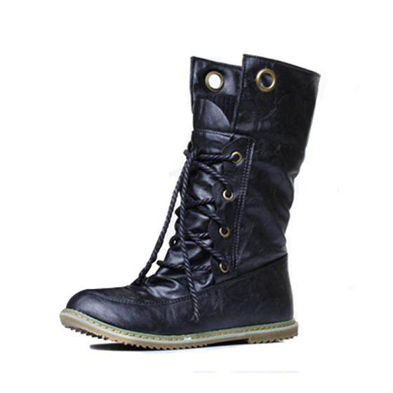 38cc4f65172 Women s fashion motorcycle martin ankle boots for women