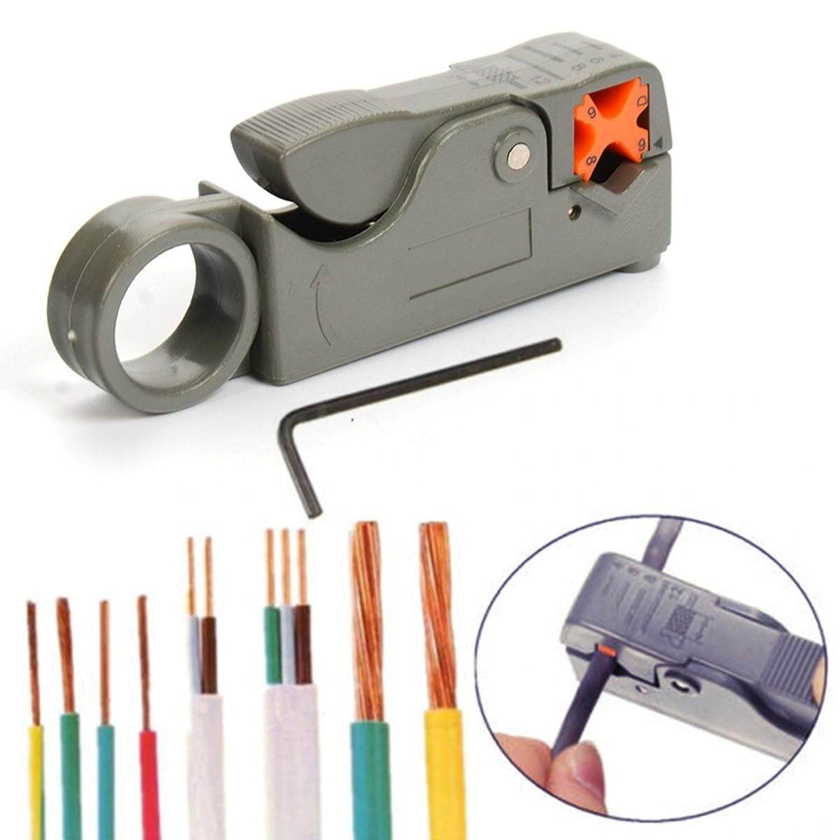 Automatic Stripping Pliers Multifunctional Wire Stripper Cable Crimping Tool With Wrench