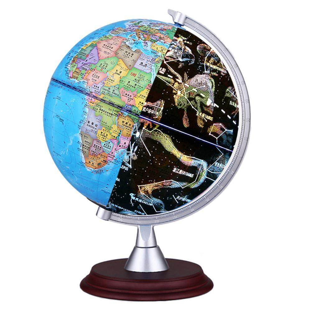 Bumblebaa Smart Ar Globe For Kids, Interactive Day View World Globe Night View Illuminated Constellation Map, Ar App Experience, Learning/adventure/discovery, Educational Gift For Child By Bumblebaa.