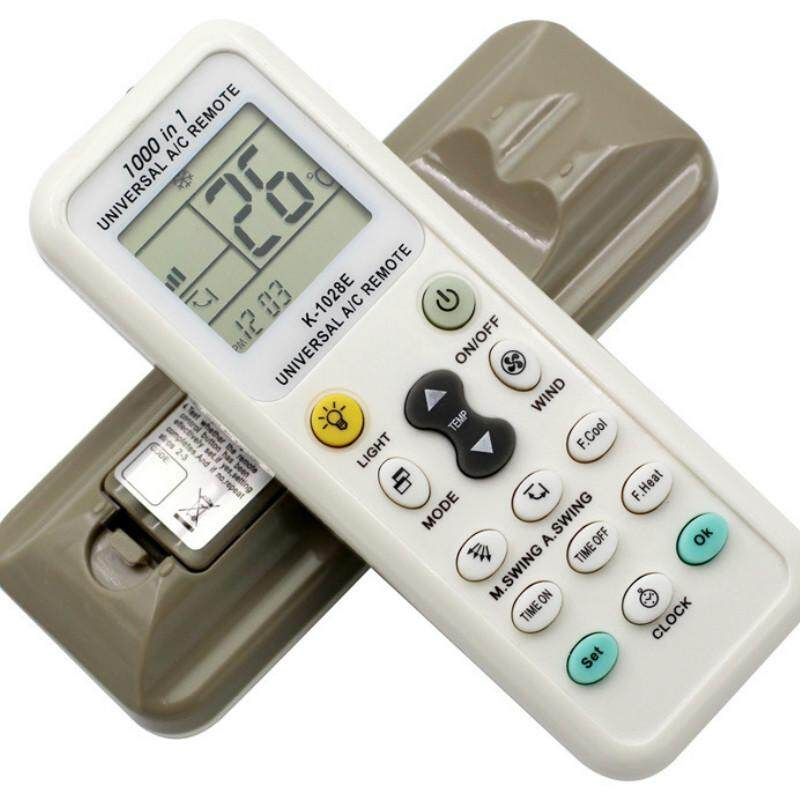 Universal 1000 In 1 Air Conditioner Remote Control By Yc Office Supplies.