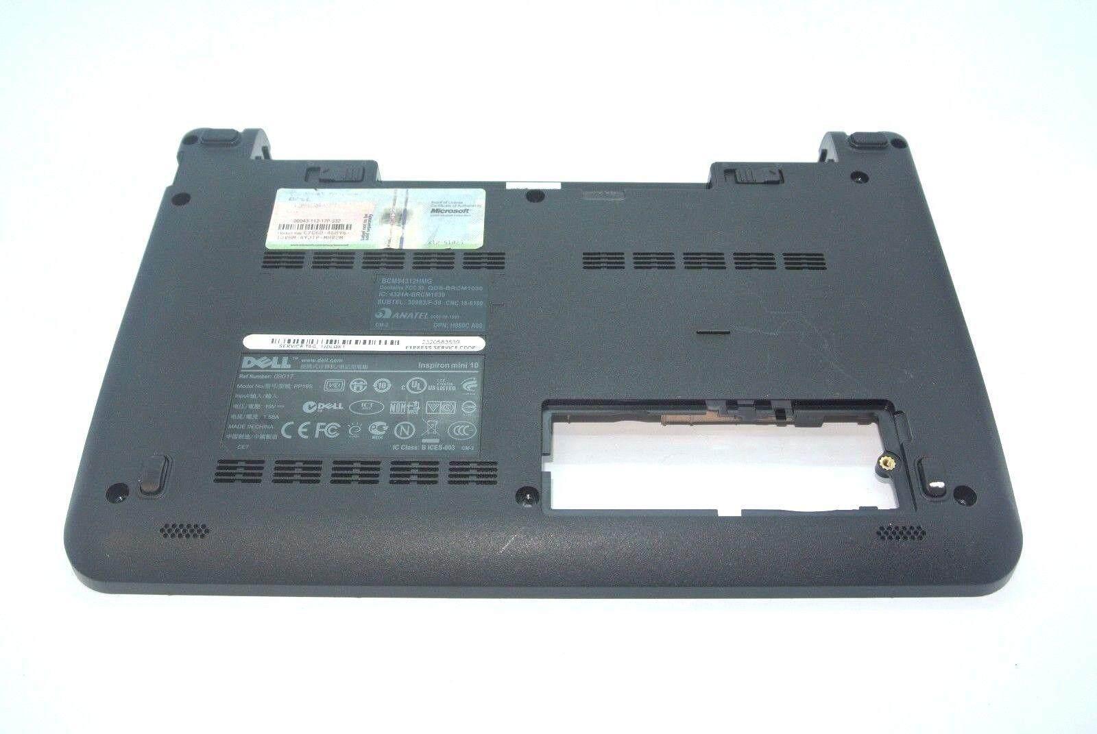 Dell Inspiron Mini 10 Bottom Base X732R 0X732R Malaysia