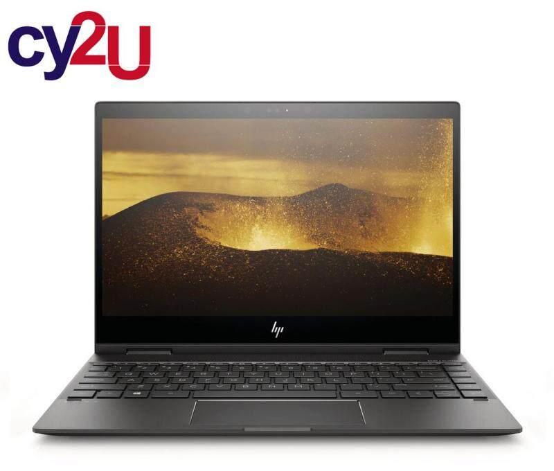 HP ENVY x360 13-ag0001AU Notebook (Ryzen 3-2300U/8GB RAM/256GB SSD/Win 10/Dark Ash Silver) + Free Sleeve Bag Malaysia