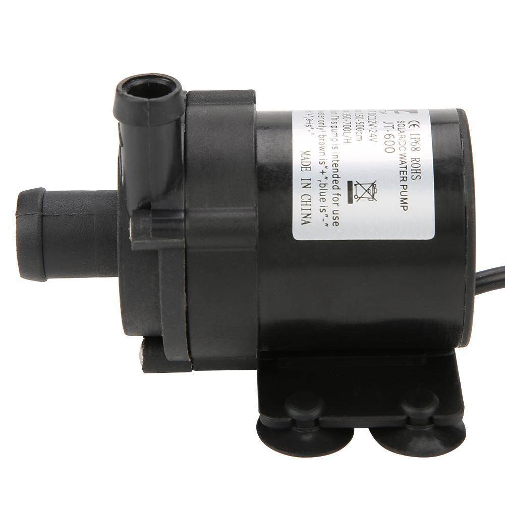 【Imported】Mini DC Brushless Low Noise Boost Water Submersible Pump 24V -40℃~100℃