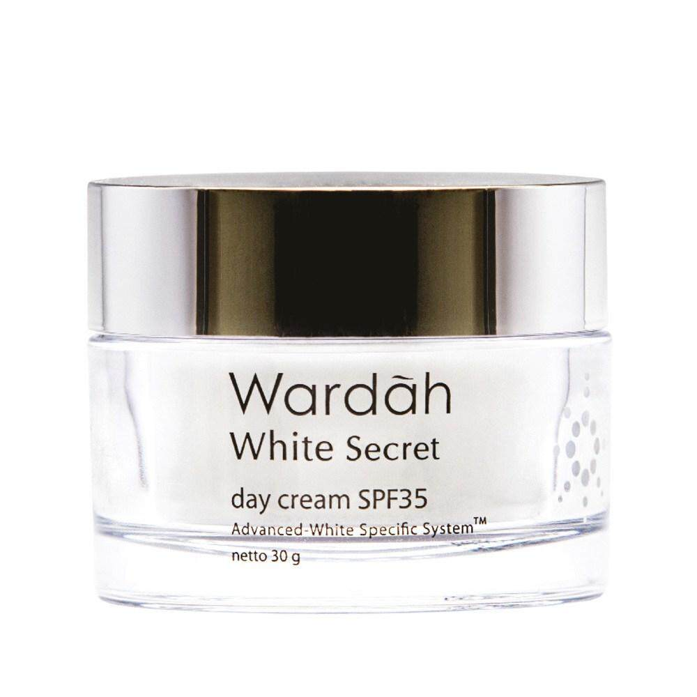 Wardah Cosmetics Buy At Best Price In Malaysia Essential Facial Wash White Secret Day Cream Spf35 30g