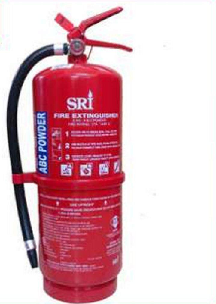9KG PORTABLE DRY POWDER FIRE EXTINGUISHER MS1539