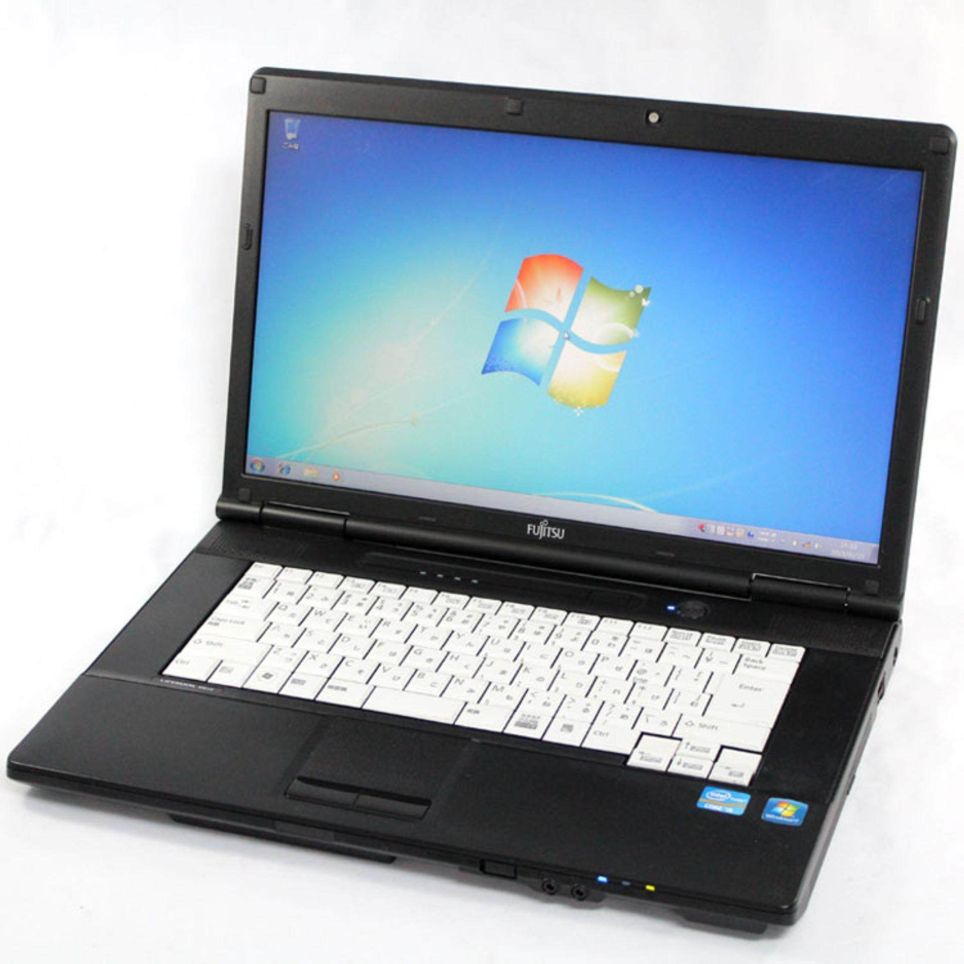 Fujitsu Lifebook A561 / i3-2ND GEN / 2GB RAM / 250GB HDD / Window 7 / Jap Keyboard ( Refurbished ) Malaysia