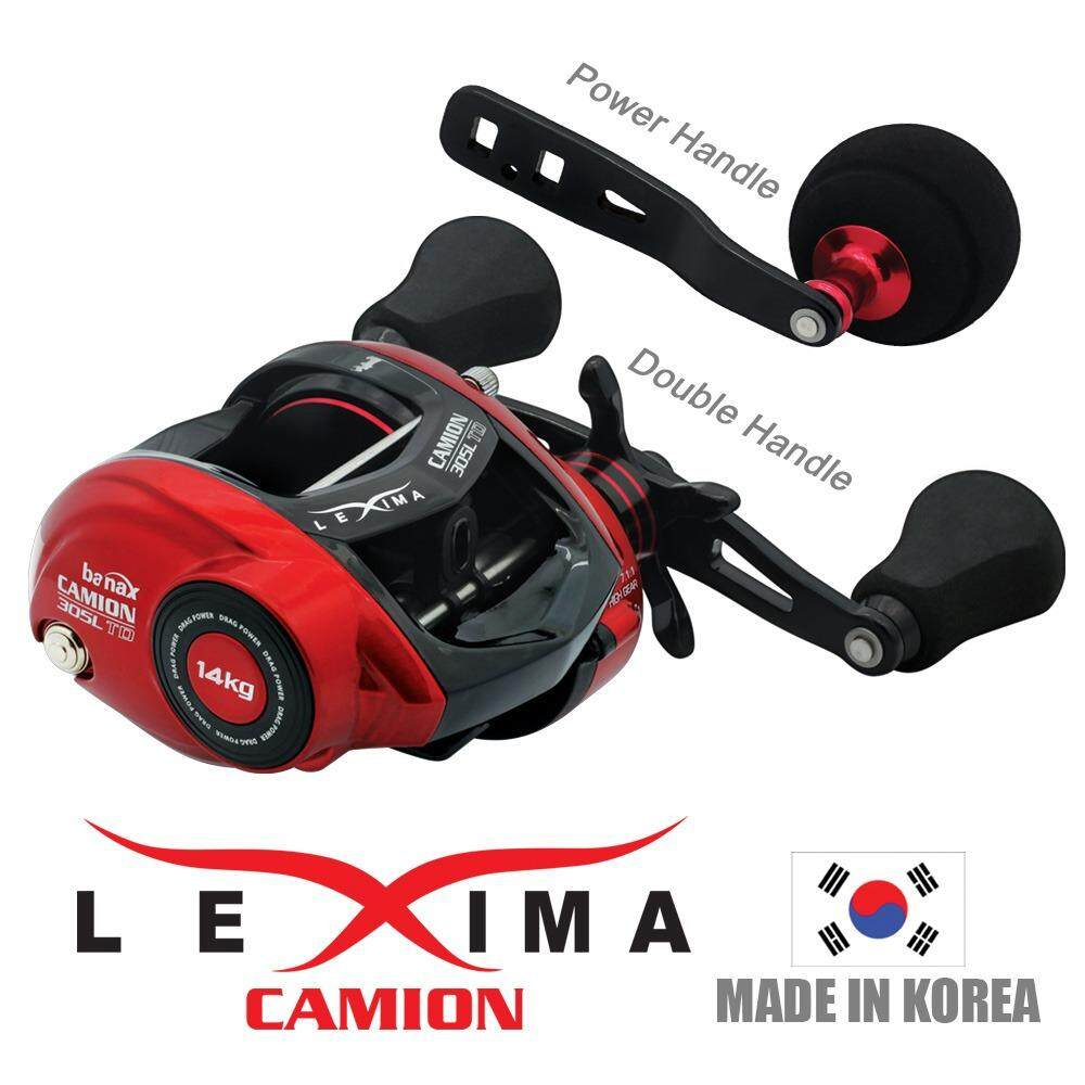 Fishing Reels Buy At Best Price In Malaysia Www Viking C 1000b Wiring Diagram For Banax Reel Lexima Camion 305ltd