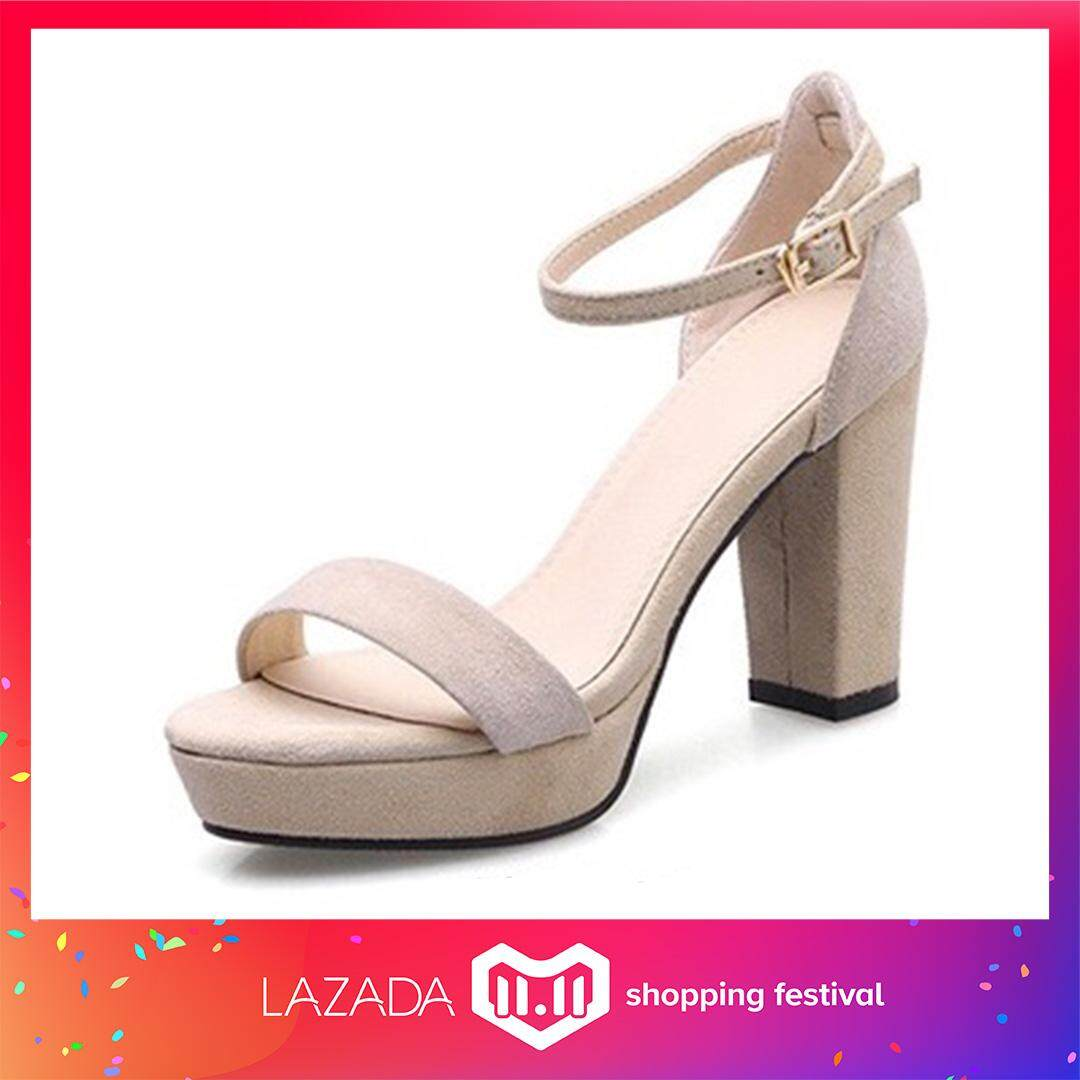 Ladies Shoes For The Best Price In Malaysia Baby Heels Sepatu Anak Red Rose Plain Heus Misty High Heel