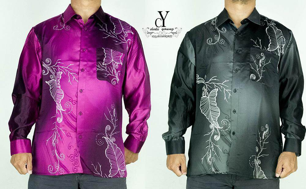 Popular Men s Batik Shirts for the Best Prices in Malaysia 17965b3468