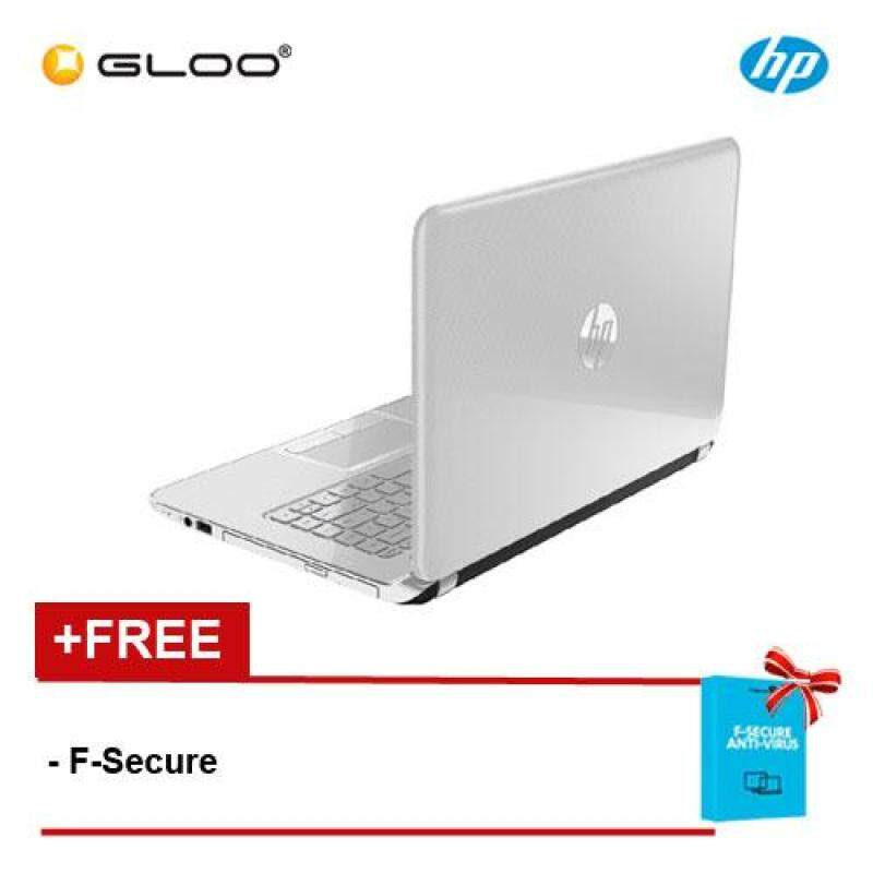 HP-Pavilion-14-n012ax-Notebook-PC-(F3Z82PA) [FREE F-Secure Client Security Premium License for 1 yr (FCCPSN1NVXAIN) worth RM147ea] Malaysia