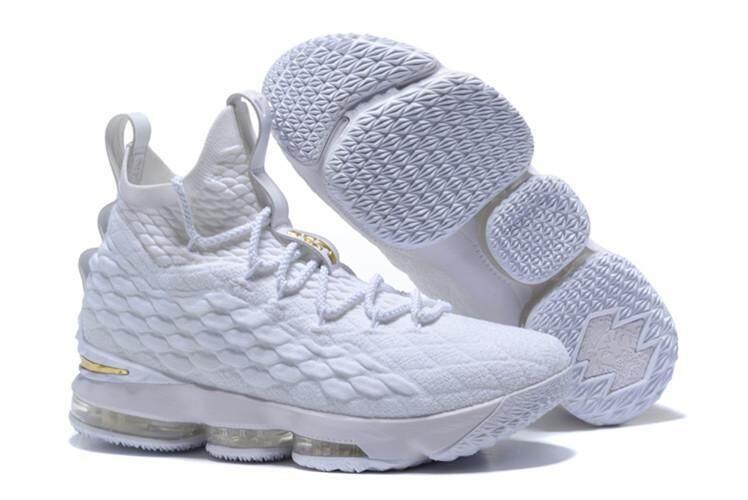 233cdd4dd8c50 Nike Official LeBron James LeBron XV LeBron 15 EP Mid Top MEN Basketaball  Shoe LBJ Black