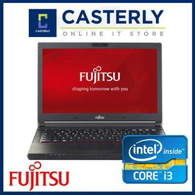 [AS GOOD AS NEW] Demo Refurbished Fujitsu E546 14.1 inch Laptop / Intel i3 6th generation/ 8GB RAM / 128GB SSD / One Month Warranty Malaysia