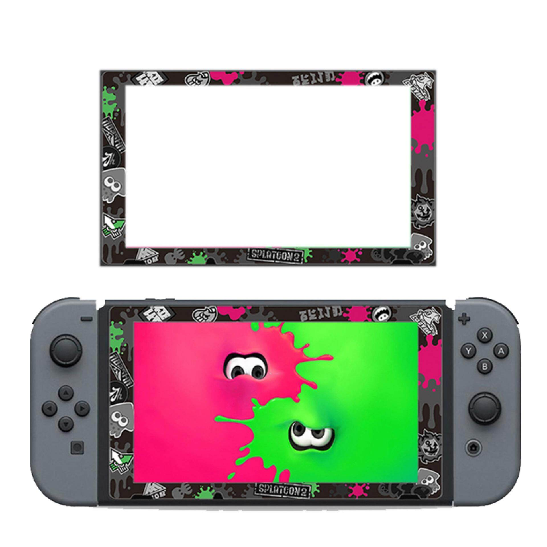 Sell Splatoon 2 Nintendo Cheapest Best Quality My Store Switch Splatoon2 Hard Case Ink X Squid Hori Myr 63