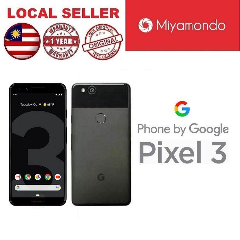 Google Pixel 3 Price in Malaysia & Specs | TechNave