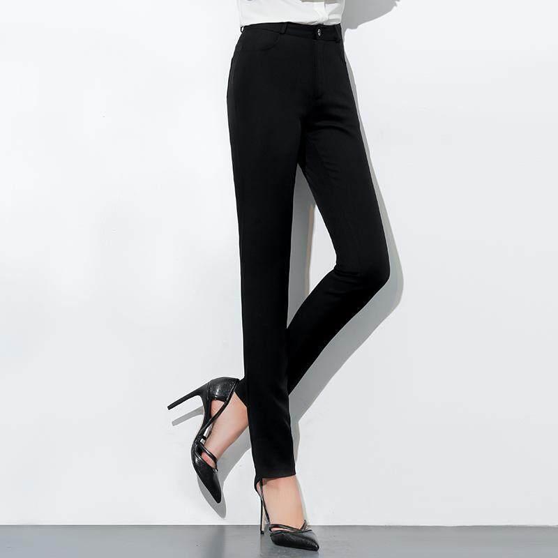 fdfc4edf062a Women s OL Harem Pants Work Suit Pants Casual Trousers