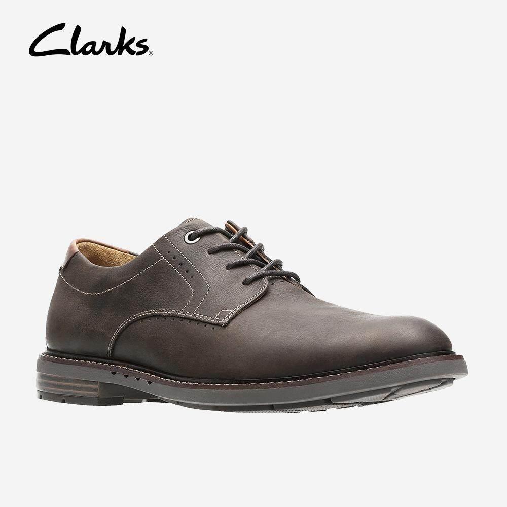 Clarks Buy At Best Price In Malaysia Tote Bag Kulit Voila Callysta Dark Brown Mens Dress Shoes Unelott Plain Nub