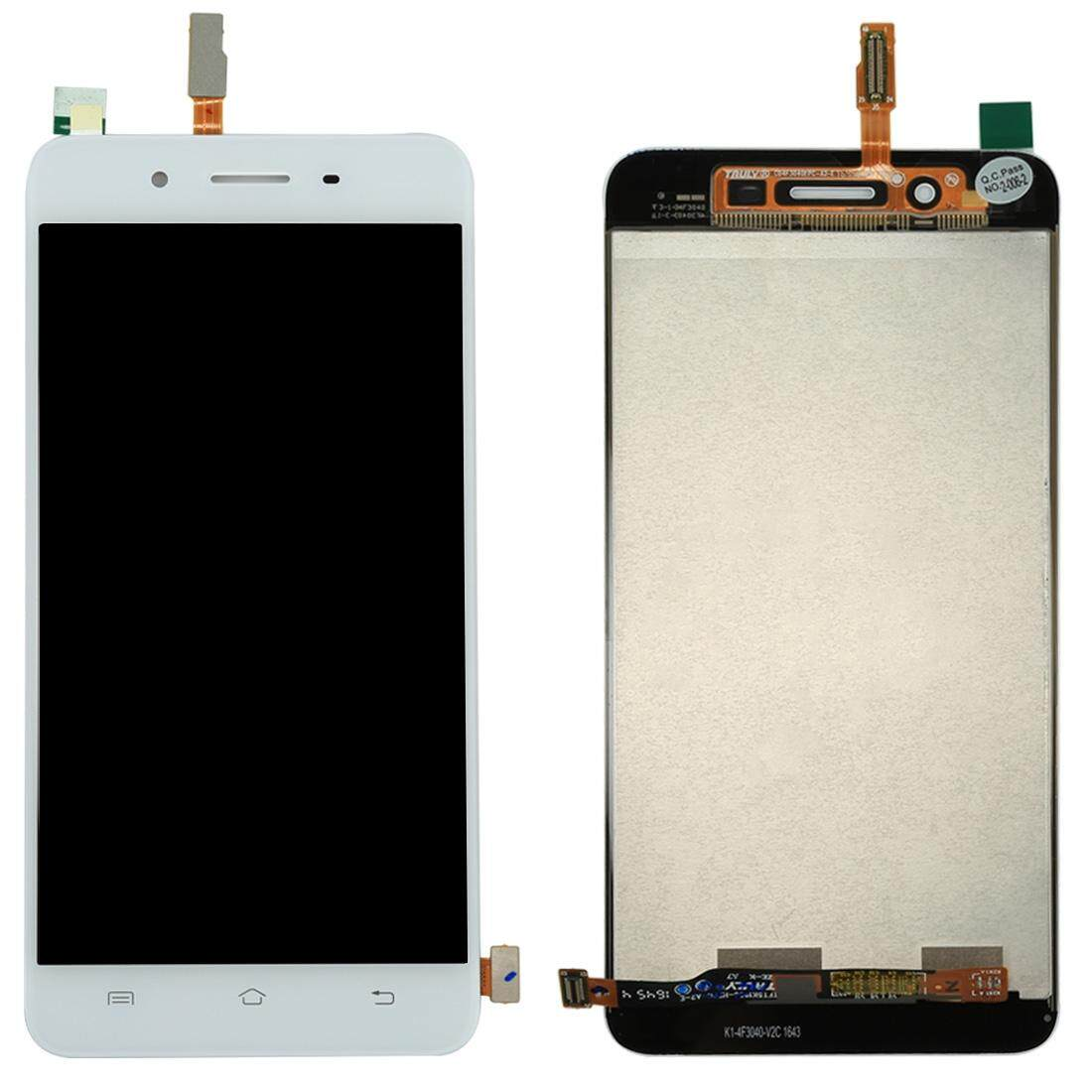 Vivo Y55 LCD Screen and Digitizer Full Assembly(White) 4620bbce67