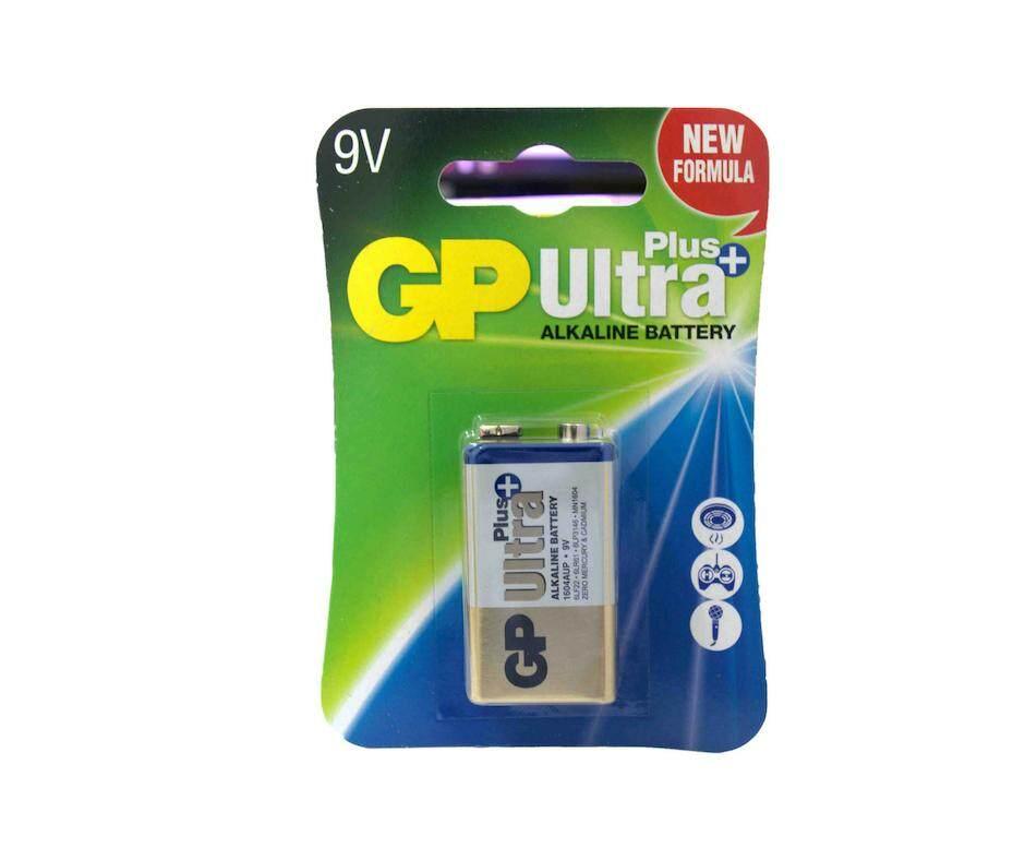 GP Ultra Plus 9V Alkaline Battery Gor Smart Tag